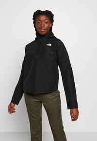 The North Face - W ARQUE ACTIVE TRAIL FUTURELIGHT JACKET - Hardshell jacket - black - 0