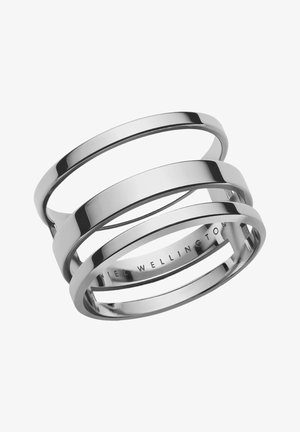 ELAN TRIAD  - Ring - silver