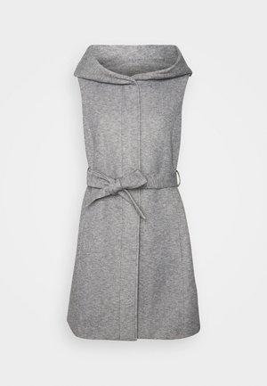 ONLSEDONA LIGHTWAISTCOAT - Waistcoat - light grey melange