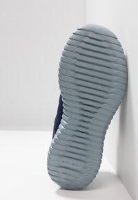 Skechers - ELITE FLEX - Sneaker low - navy/red - 5