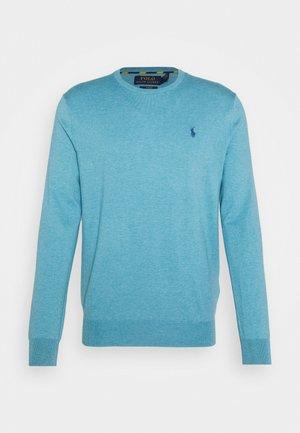 LONG SLEEVE - Sweter - captiva blue heather