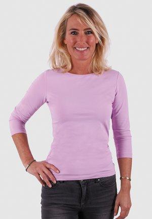VENUS - Long sleeved top - soft pink