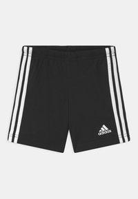 adidas Performance - SET - Sportovní kraťasy - white/black - 2