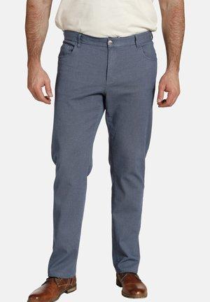 BARON IANTO - Trousers - blau