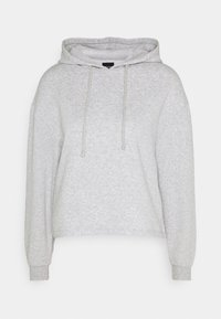 Pieces - PCCHILLI HOODIE - Hoodie - light grey melange - 5