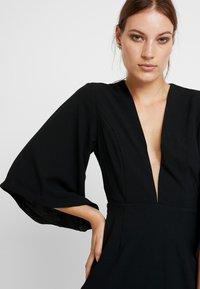 LEXI - REMA DRESS - Cocktail dress / Party dress - black - 5