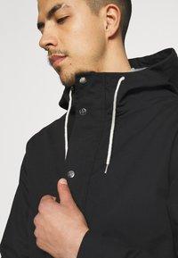 REVOLUTION - JACKET LIGHT - Summer jacket - black - 4