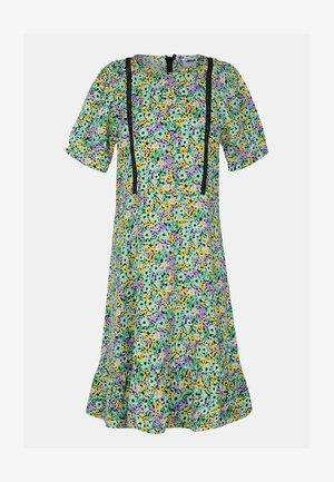 PARADISE DRESS - Denní šaty - yellow