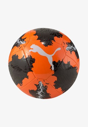 Football - shocking orange-black-white
