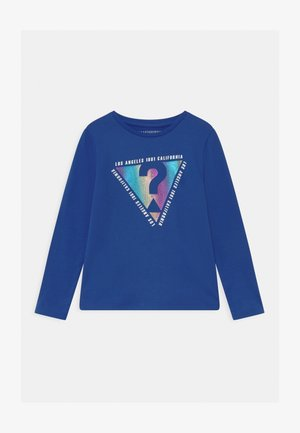 TODDLER - Long sleeved top - jewel blue