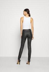Miss Sixty - BETTIE - Trousers - black - 2