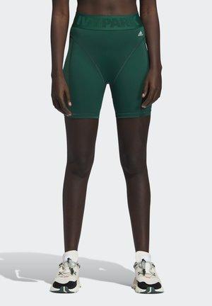 Shorts - darkgreen