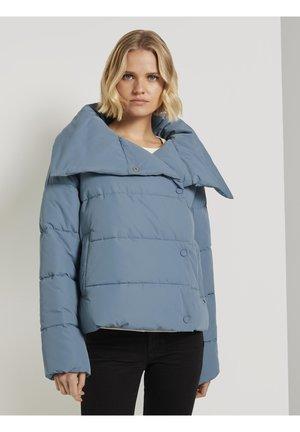 Winter jacket - bluestone