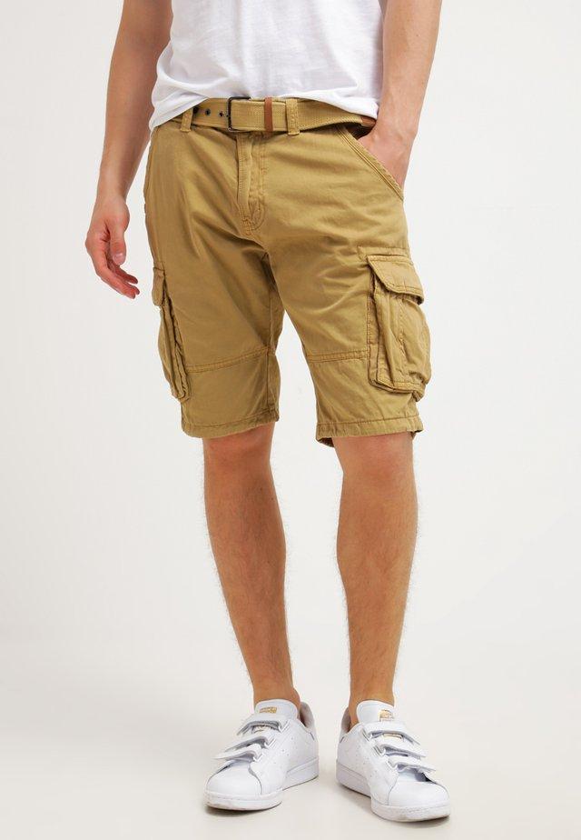 MONROE - Shorts - amber