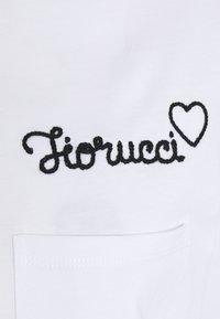 Fiorucci - T-shirt con stampa - white - 2