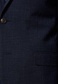 Ben Sherman Tailoring - MIDNIGHT FLECK SUIT - Kostym - navy - 5