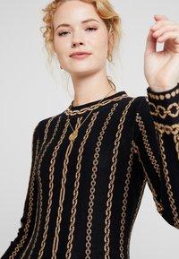 Derhy - NAVIRE - Jumper dress - black - 4
