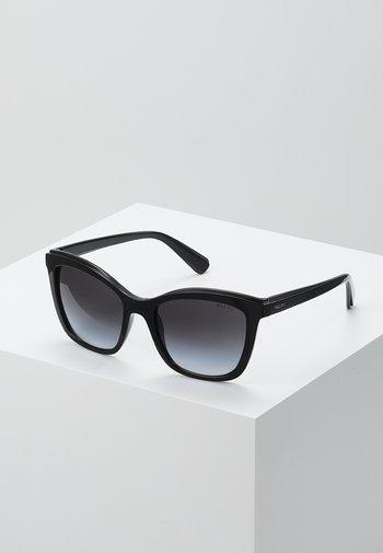 Sunglasses - trasparent grey