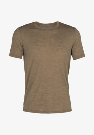 T-shirt - bas - flint hthr