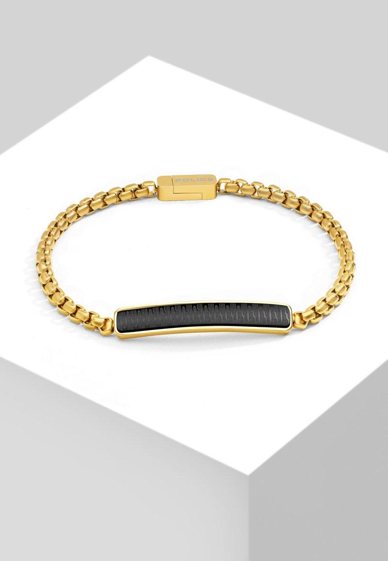 Police - GANSU - Armband - gold-coloured