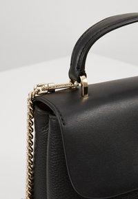 kate spade new york - MINI TOP HANDLE - Handbag - black - 5