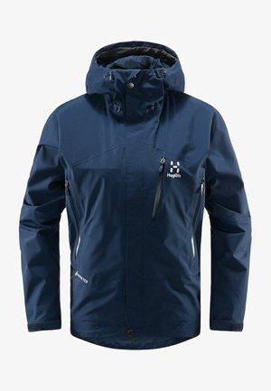 ASTRAL GTX JACKET - Hardshell jacket - tarn blue