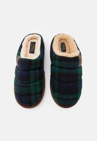 Polo Ralph Lauren - EMERY - Pantoffels - green/blackwatch - 3