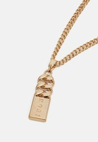 Icon Brand - CURB MERGE NECKLACE - Ketting - gold-coloured - 2