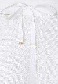 Liu Jo Jeans - PANT - Trousers - bianco/silver - 7