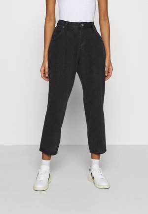 MAJA - Relaxed fit jeans - black dark
