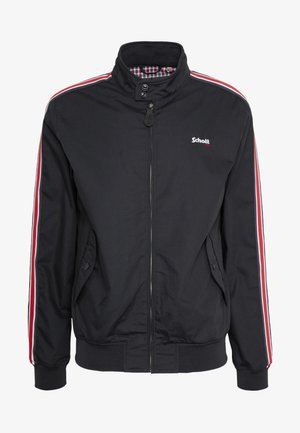 Light jacket - navy stripe