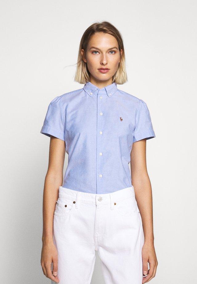 OXFORD - Button-down blouse - blue hyacinth