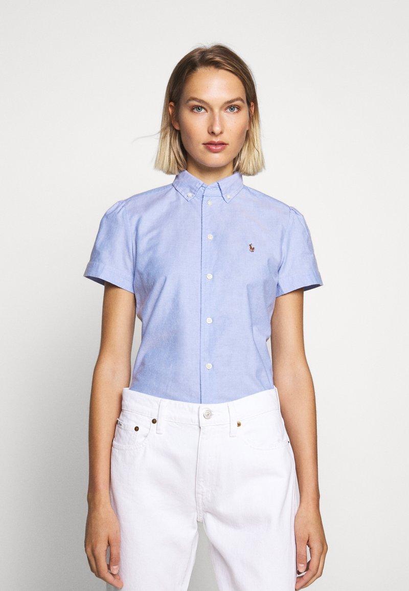 Polo Ralph Lauren - OXFORD - Button-down blouse - blue hyacinth