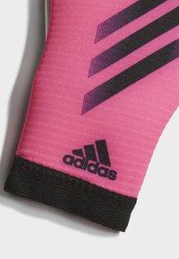 adidas Performance - Maalivahdin hanskat - pink - 2