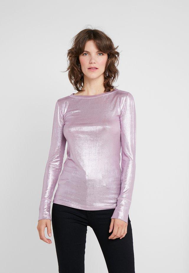 TEREK - Long sleeved top - pink