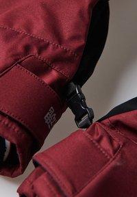 Superdry - Gloves - claret - 3