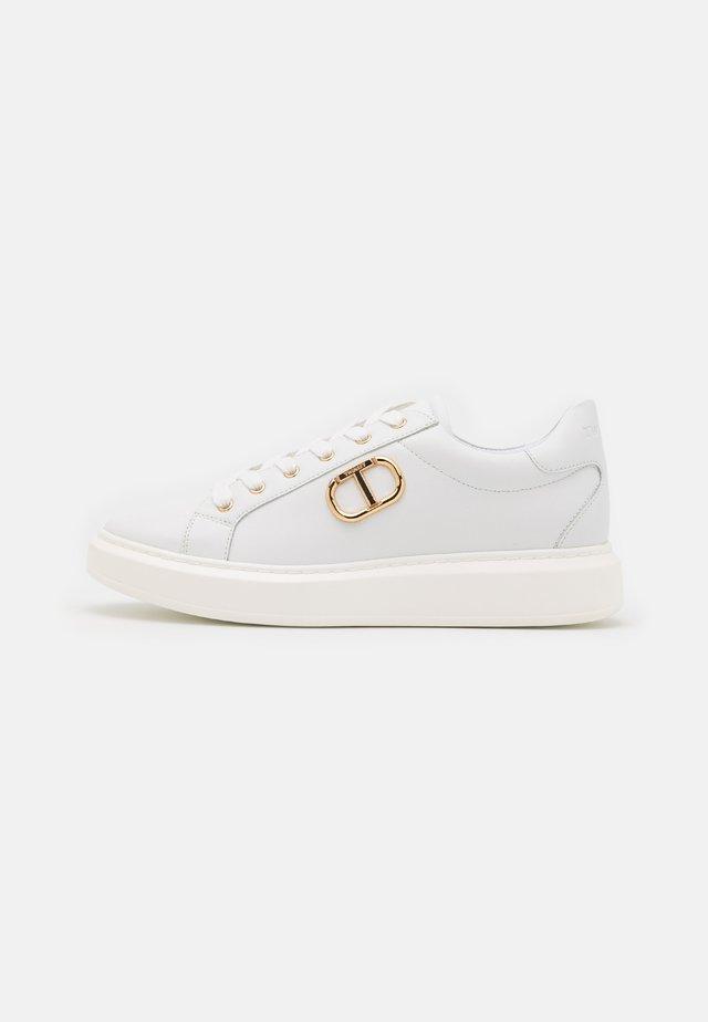 BASSA - Sneakers laag - bianco ottico
