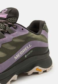 Merrell - MOAB SPEED GTX - Zapatillas de trail running - lichen - 5