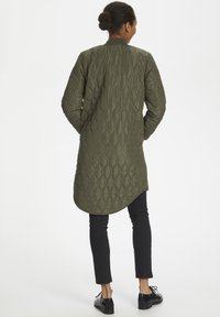 Kaffe - Short coat - grape leaf - 2
