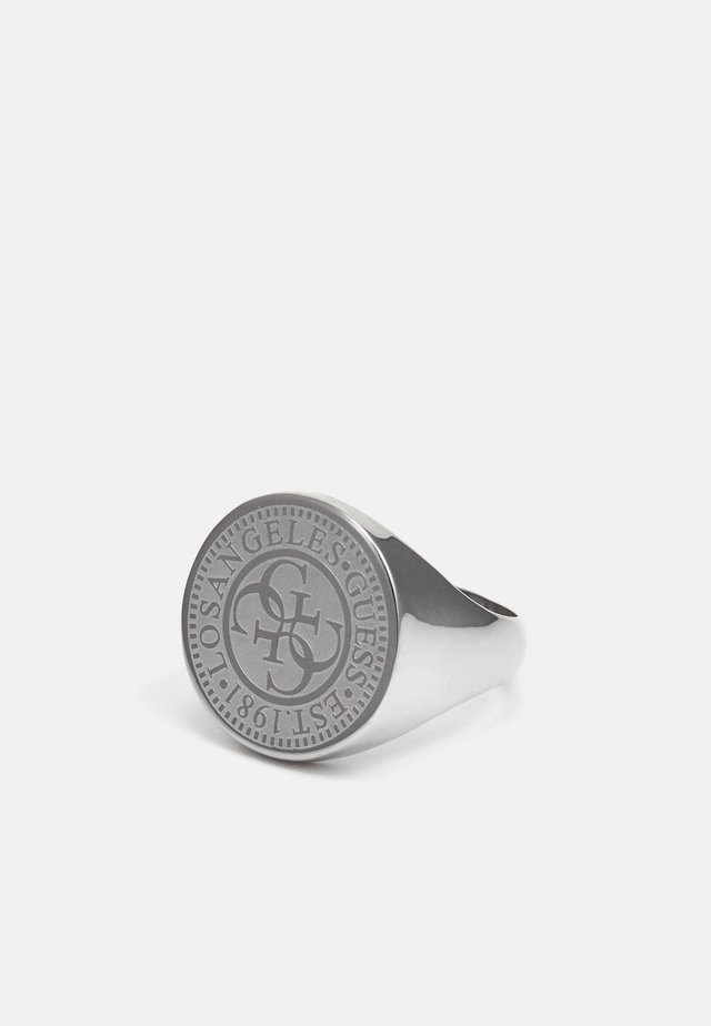 COIN - Bague - silver-coloured