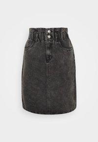 ONLMILLIE LIFE SKIRT  - Áčková sukně - grey denim