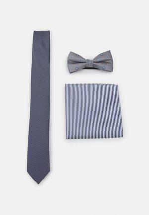 JACTROY NECKTIE GIFTBOX SET - Tie - grey