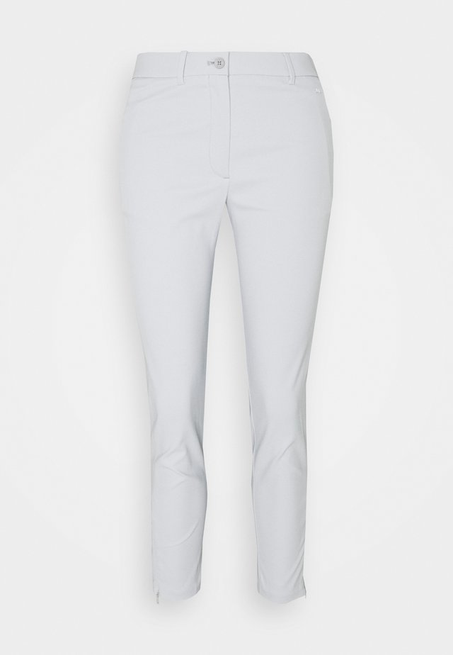 DANA GOLF PANT - Pantalones - light grey