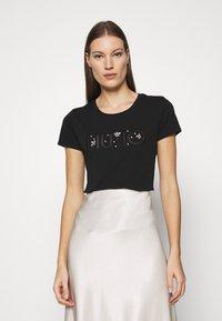 Liu Jo Jeans - Print T-shirt - nero - 0