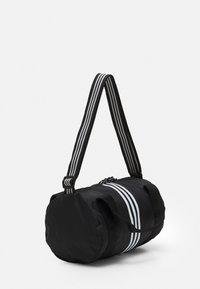 adidas Originals - SHOULDER UNISEX - Torba sportowa - black/white - 1