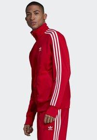 adidas Originals - FIREBIRD ADICOLOR SPORT INSPIRED TRACK TOP - Training jacket - red - 2