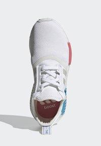 adidas Originals - NMD_R1  - Joggesko - footwear white/grey one/hazy rose - 1