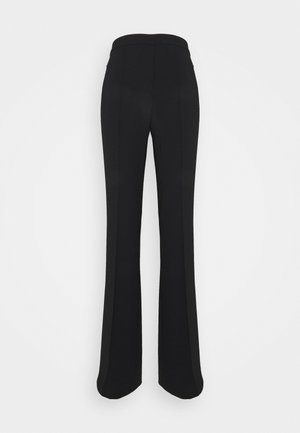 PULL ON DEMITRIA - Trousers - black