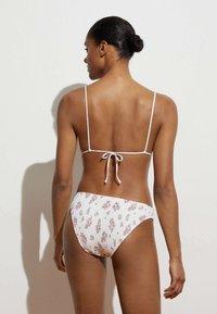OYSHO - Bikini bottoms - white - 1