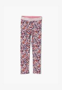 s.Oliver - Leggings - Trousers - blue aop - 0